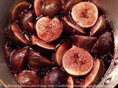 Vijgen gepocheerd / Poached Figs