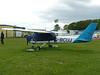 G-BCUJ (QSY on-route) Tags: kemble egbp gvfwe greatvintageflyingweekend gbcuj 09052010