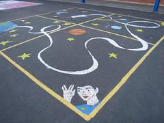 Space playground