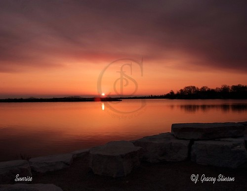 Orillia - April Sunrise