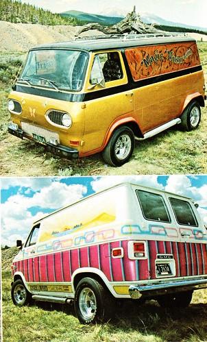 1973 custom vans