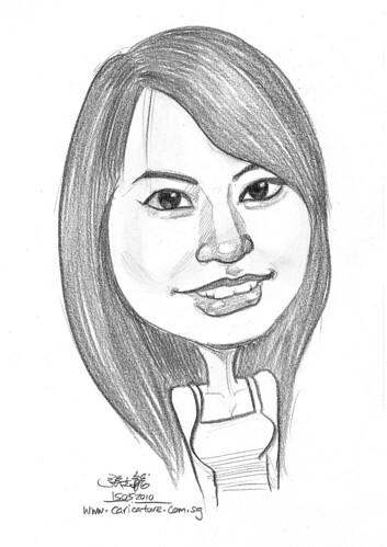 caricature for Hello Technology - 7