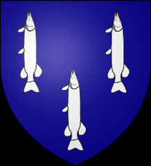 Arms of the Chief of clan Ged, The Ged of that Ilk