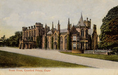 Fife, Cupar, Crawford Priory, South Front
