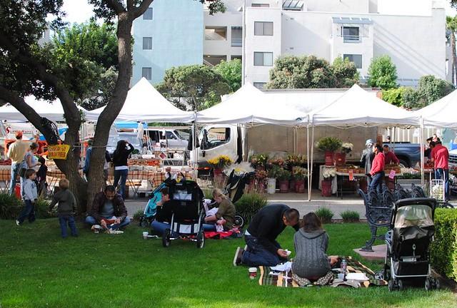 ocean park farmers' market