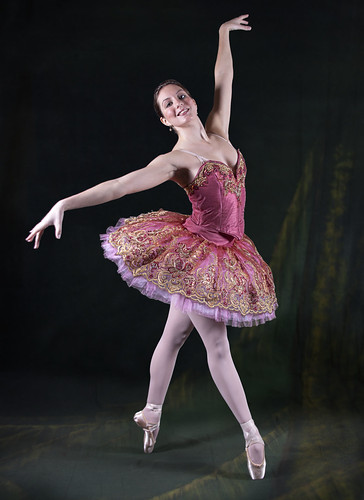 pink ballet dance shoes toe dancer nutcracker pointe bellevue tutu 2010