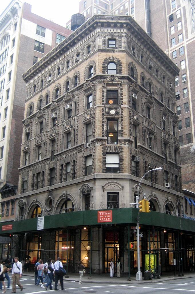 NYC - Ladies Mile: Warren Building