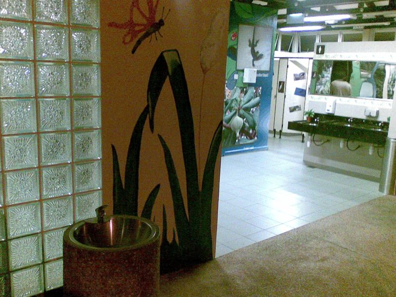 Olive Toilet 1