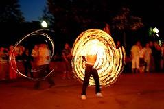 ! (skynja) Tags: street city people night d50 fire nikon moscow fireshow smrgsbord 070707 skynja