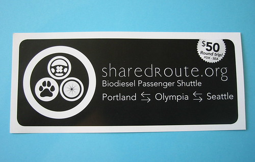 shared route 1