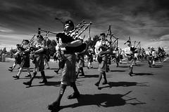 Sidney Days Parade (Snorri Gunnarsson) Tags: bw white news black festive review days parade canadaday peninsula sidney gunnarsson snorri snogun 123bw snorrigunnarssoncom