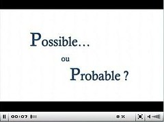 Possible ou Probable