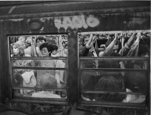 NYC IRT 1983