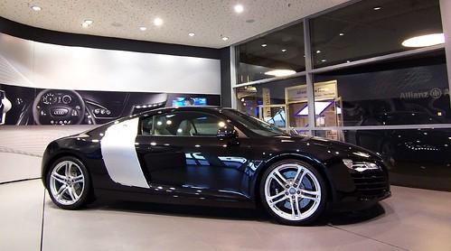 Audi R8,car, sport car