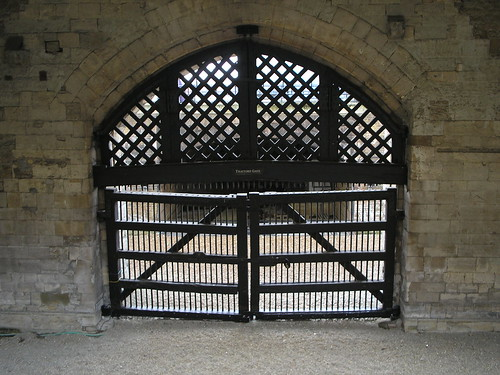 Traitor's Gate - Tower of London (3/19/07)