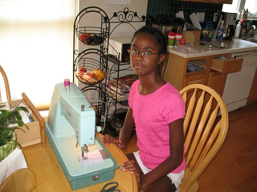 Kayla Sewing