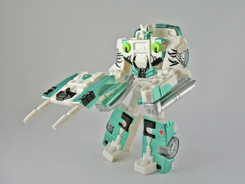 Botcon 2006 Attendee Exclusive Unit 2 (Tigatron)