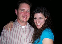 Chris and Laura