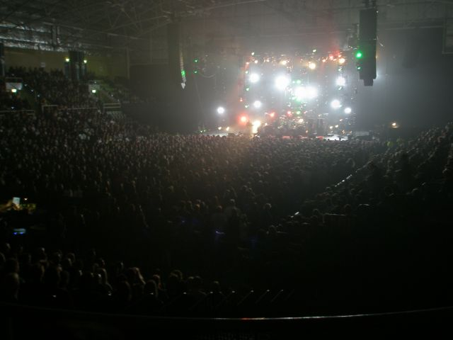 The Cure Crowd