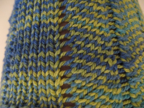 Sock ID pattern