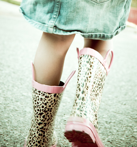 Rain Boots! by shannonkristine.