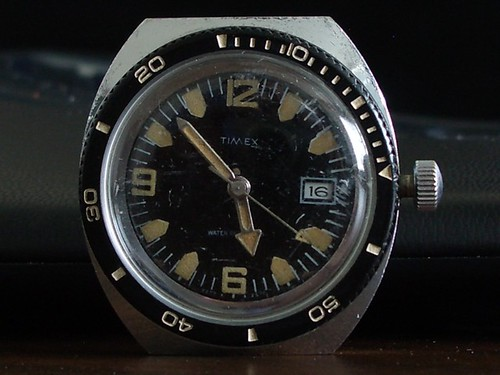 Timex 1970 Diver Project