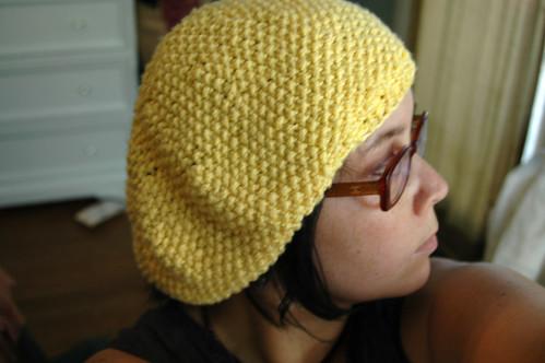 yellow beret 1