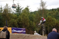 UCIFtBillDH07 (wunnspeed) Tags: scotland europe mountainbike downhill worldcup fortwilliam uci