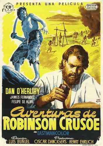 Download Filme Robinson Crusoe   DvdRip (Rmvb)