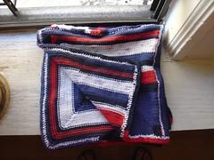 Americanan blanket