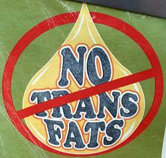 трансформированные жиры