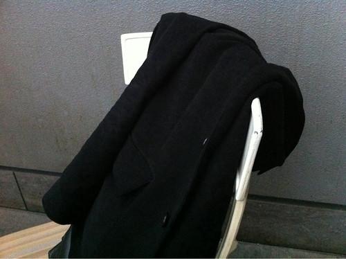 マーガレットハウエルのモールスキンジャケット