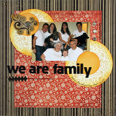 WeAreFamily (SherryGrove) Tags: day21 12x12 singlephoto singlepage load1010