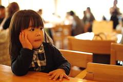 SAKURAKO - Tired. (MIKI Yoshihito. (#mikiyoshihito)) Tags: japan sapporo hokkaido daughter 北海道 日本 sakurako 娘 sapporoartpark 芸術の森 さくらこ 櫻子