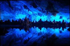 [フリー画像] 自然・風景, 洞窟, 中華人民共和国, 201010301900