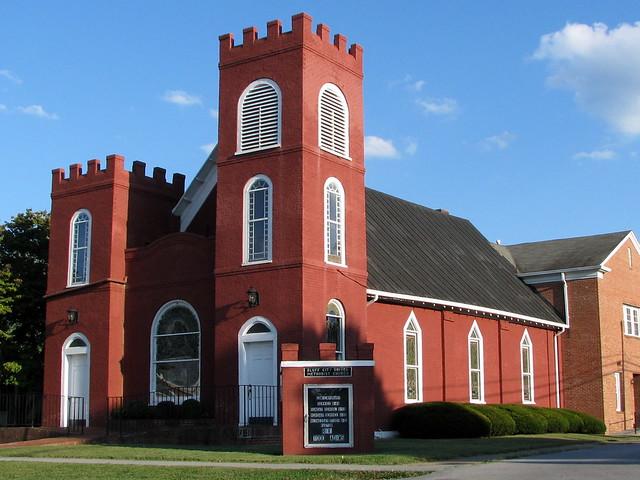 Bluff City Methodist Church