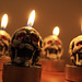 Halloween candles - Bill Winder
