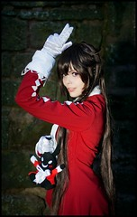 Alice B-Rabbit Pandora Hearts Cosplay