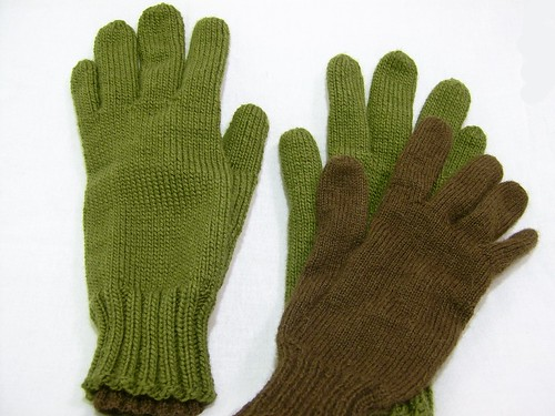 Two pairs of gloves