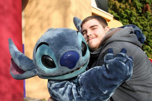 Sam and Stitch