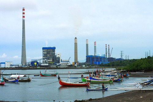 Paiton Power Plants