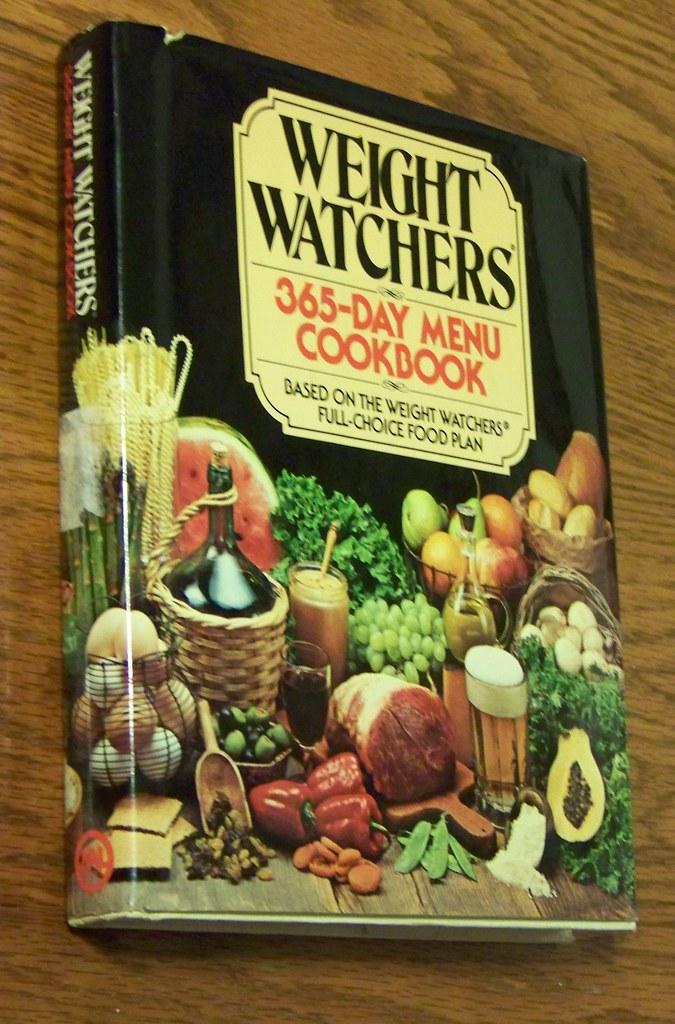 Weight Watchers 365 Day Menu Cookbook