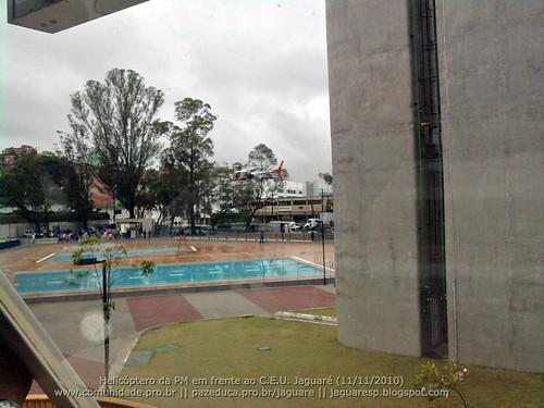 Resgate em frente ao C.E.U. Jaguaré (11/11/2010) 02
