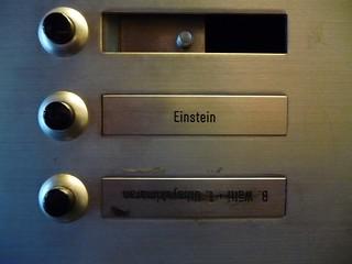 einstein's doorbell