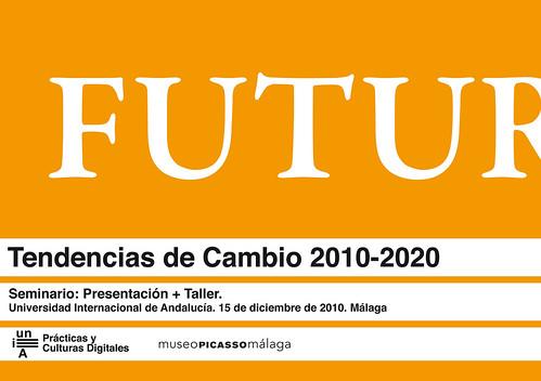 Seminario Tendencias de Cambio 2010-2020