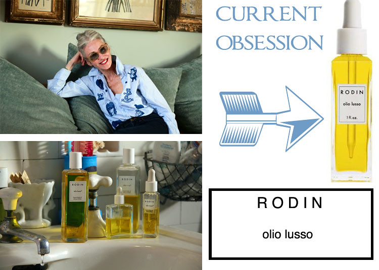 oil lusso