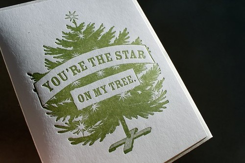 Sycamore Street Press - You're the star on my tree