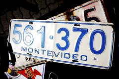 Montevid (SergioMaxi) Tags: sergio uruguay plate montevideo marques srgio uruguai matricula 450d sergiomaxi