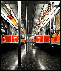 Q - 2:53AM (Darny) Tags: nyc newyorkcity newyork subway qtrain nycsubway newyorkcitysubway webcity canonefs1785mmf456isusm darny newyorkcitysubwaycar