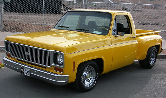 chevrolet pickup 1976 c10